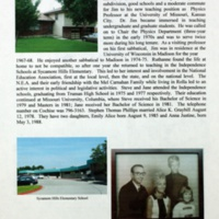 A Century with the Bell, Harrison and Zulauf Families in Jackson County, Missouri and Elsewhere p. 72
