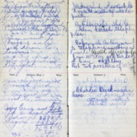 1901 Diary March 1-3