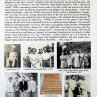 A Century with the Bell, Harrison and Zulauf Families in Jackson County, Missouri and Elsewhere p. 19