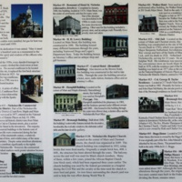 A Tour of Historic Nicholasville brochure