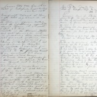 S8_F9_Minutes_15 December 1899 & 19 January 1900