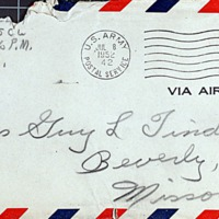 July 5, 1952 (envelope)