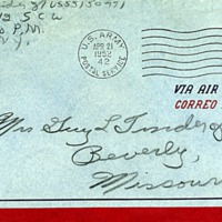 April 20, 1952 (envelope)