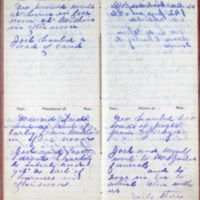 1901 Diary August 27-30