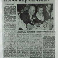 Over 100 Gather to Honor Raytown Men