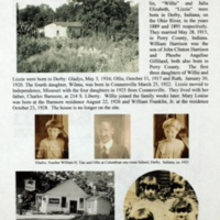 A Century with the Bell, Harrison and Zulauf Families in Jackson County, Missouri and Elsewhere p. 10