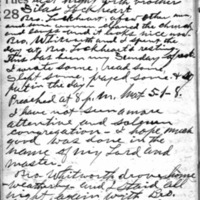 August 28, 1900