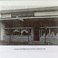 George Cassell High Grade Food Store