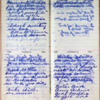 1899 Diary March 20-23