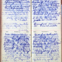 1899 Diary August 1-2