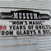 Mom's Magic: Special Museum Exhibit