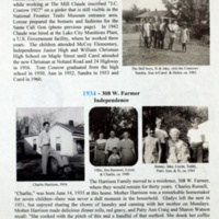 A Century with the Bell, Harrison and Zulauf Families in Jackson County, Missouri and Elsewhere p. 18