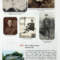A Century with the Bell, Harrison and Zulauf Families in Jackson County, Missouri and Elsewhere p. 5