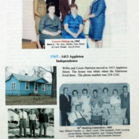 A Century with the Bell, Harrison and Zulauf Families in Jackson County, Missouri and Elsewhere p. 71