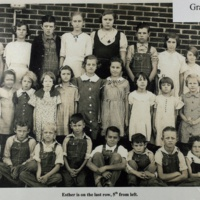 Esther is on the last row, 5th from left.