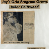 Jay's Grid Program Grows under Chittwood