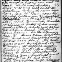 August 15, 1900