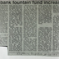 Eubank foundation fund increases