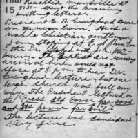 March 15, 1900
