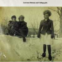 Lawrence Dehoney and Collings Girls