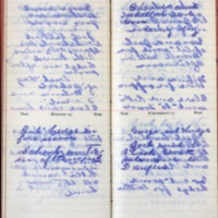 1899 Diary March 11-15