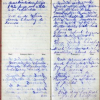 1901 Diary August 31