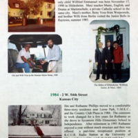 A Century with the Bell, Harrison and Zulauf Families in Jackson County, Missouri and Elsewhere p. 99