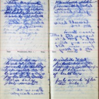 1899 Diary March 1-3