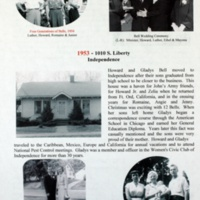 A Century with the Bell, Harrison and Zulauf Families in Jackson County, Missouri and Elsewhere p. 46