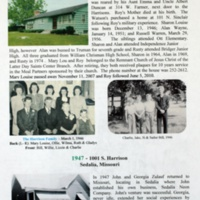 A Century with the Bell, Harrison and Zulauf Families in Jackson County, Missouri and Elsewhere p. 39