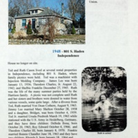 A Century with the Bell, Harrison and Zulauf Families in Jackson County, Missouri and Elsewhere p. 41