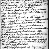 August 23, 1900