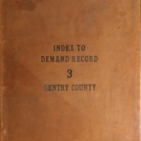Index Cover