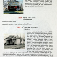 A Century with the Bell, Harrison and Zulauf Families in Jackson County, Missouri and Elsewhere p. 43