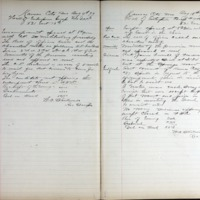 S8_F9_Minutes_04 August & 18 August 1899