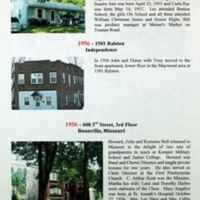 A Century with the Bell, Harrison and Zulauf Families in Jackson County, Missouri and Elsewhere p. 54