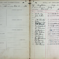 S11_F13_Officers Roll Book_01 July 1929