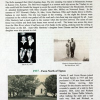A Century with the Bell, Harrison and Zulauf Families in Jackson County, Missouri and Elsewhere p. 23