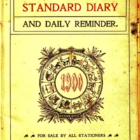 Standard Diary and Daily Reminder