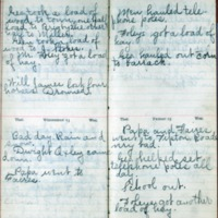 1901 Diary March 12-15