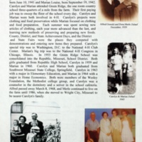 A Century with the Bell, Harrison and Zulauf Families in Jackson County, Missouri and Elsewhere p. 28