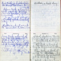 1901 Diary March 8-11