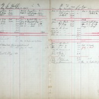 S10_F27_Membership Records_G. C. Hall & R. F. McCuley