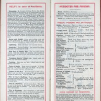 1901 Reference Page 10 & 11