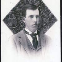 Herbert William Roy about 1895-1900
