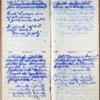 1899 Diary March 24-27