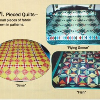 Mom's Magic: Pieced Quilts