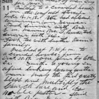 March 11, 1900