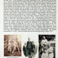A Century with the Bell, Harrison and Zulauf Families in Jackson County, Missouri and Elsewhere p. 24