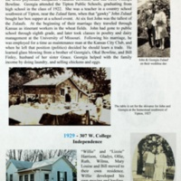A Century with the Bell, Harrison and Zulauf Families in Jackson County, Missouri and Elsewhere p. 12